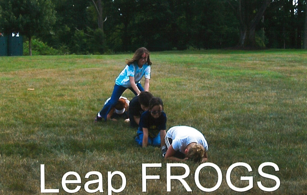 The Leap Frogs